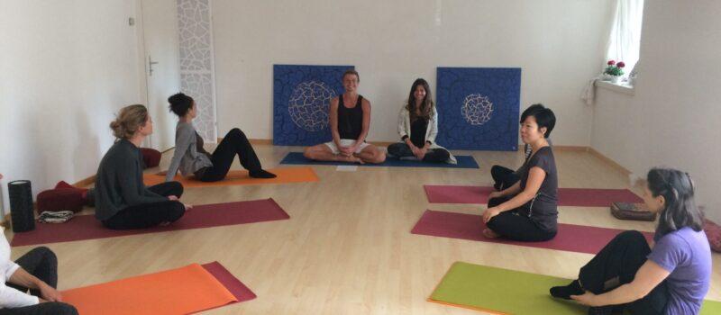 Yoga Day Klicks